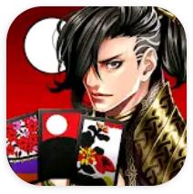 スマホアプリ「戦国花札」のサムネイル