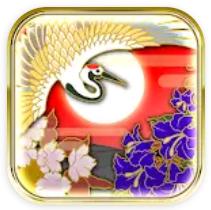 スマホアプリ「花札MIYABI」のサムネイル画像