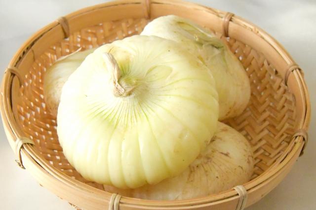 風邪に効果的な野菜・玉ねぎ