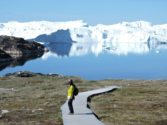グリーンランドの景色