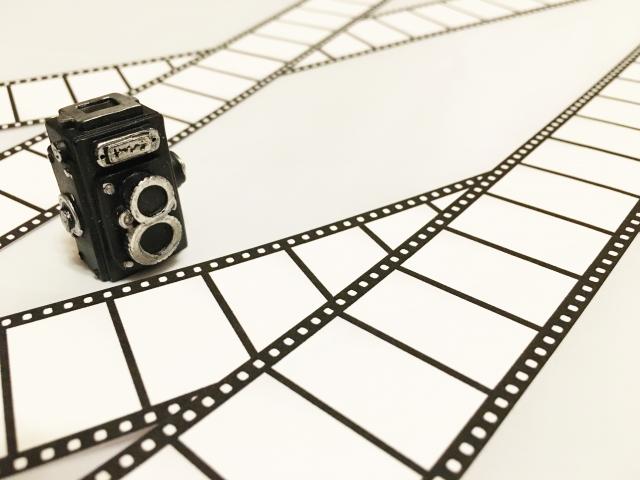 フィルムとプロジェクター